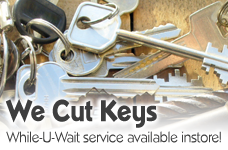 We Cut Keys