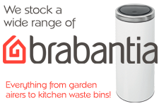 We stock Brabantia