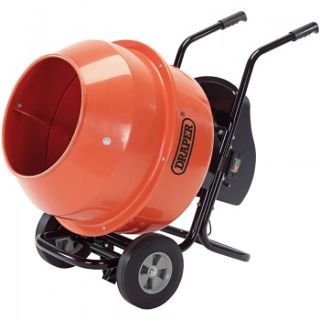 160L Cement Mixer (Full Assembly Required)