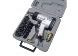 """1/2"""" Square Drive Heavy Duty Air Impact Wrench Kit (15 Piece)"""