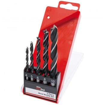 Wood Boring Bit Set (5 piece)