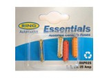 Blade Fuses - Continental Fuses 5, 8, 16, 25 amp