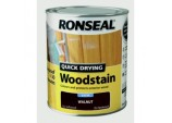 Quick Drying Woodstain Satin 750ml - Walnut