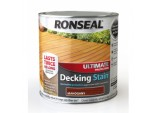 Ultimate Protection Decking Stain 2.5L - Rich Mahogany