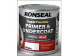 Super Flexible Primer & Undercoat 750ml - White