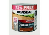 Ultimate Protect Decking Stain 2L + 25% Free - Cedar