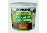 One Coat Fence Life 5L - Harvest Gold