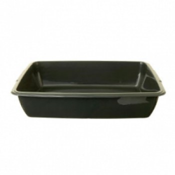 42cm Cat Litter Tray - Assorted