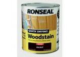 Quick Drying Woodstain Gloss 750ml - Walnut