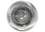 3 Pack Fixed GU10 Downlights - Brushed Chrome