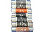 3 Amp Fuse to BS1362 - Display Card of 72