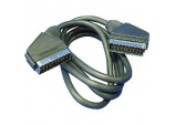 21 Pin Scart to 21 Pin Scart 1.5m Lead - Bubble Packed