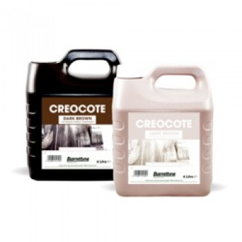 Creocote Timber Treatment - 4L Dark Brown
