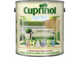 Garden Shades 2.5L - Country Cream