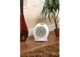 Fan Heater 2000w - Size: 220mm(w)x130mm(d)x260mm(h)