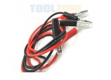 Jump Lead Cables, Booster, 600 amp by Toolzone