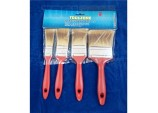 Paint Brush Set; 4 Piece by Toolzone