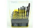 13 Piece Hss Drills 1.5Mm -6.5Mm by Toolzone