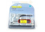 Heavy Duty Hand Operated Staple Gun 4-8mm Staples by Toolzone
