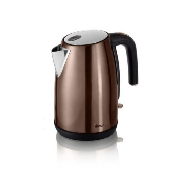 Swan 1.7L Bullet Jug Kettle 3000w - Copper