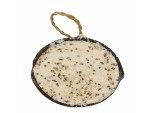 Suet Coco Feeder with Seeds and Insects 8 pack