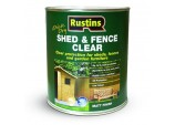 QD Shed and Fence Clear 1L