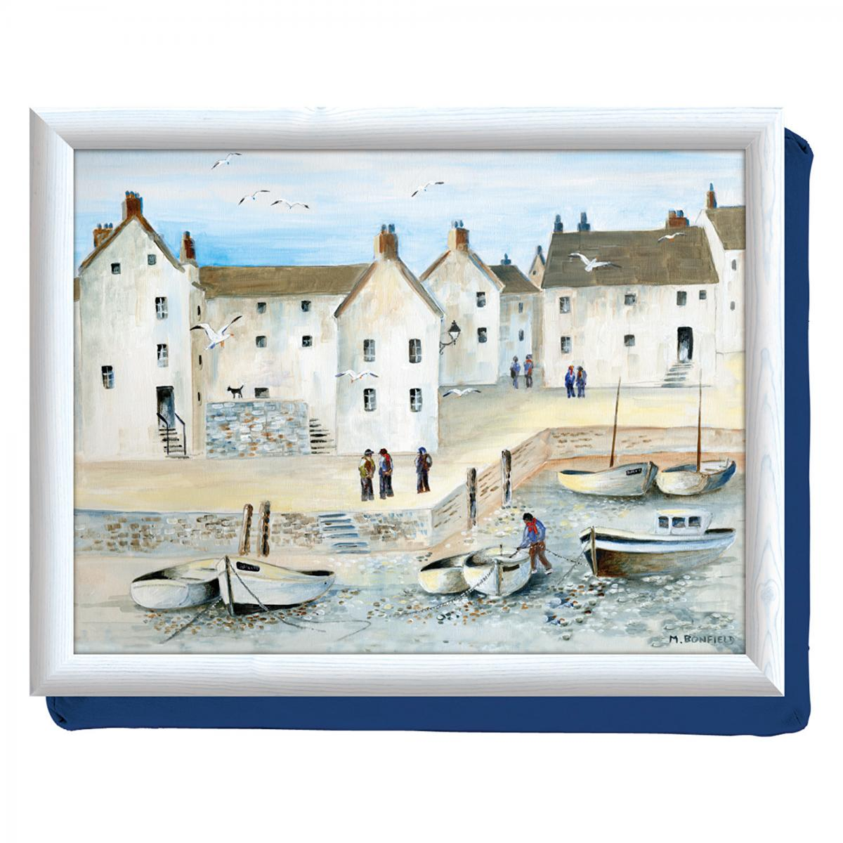 Cornish Harbour Cornish Harbour Laptray – Now Only £10.00