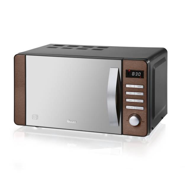 20 Litre Digital Microwave - Copper – Now Only £90.00