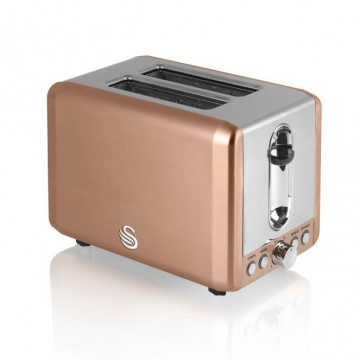 2 Slice Copper Toaster – Now Only £33.00