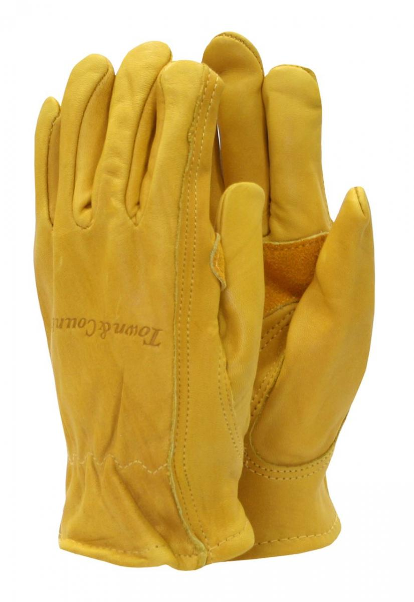 Ladies Extra Soft Leather Gloves - Medium – Now Only £12.00