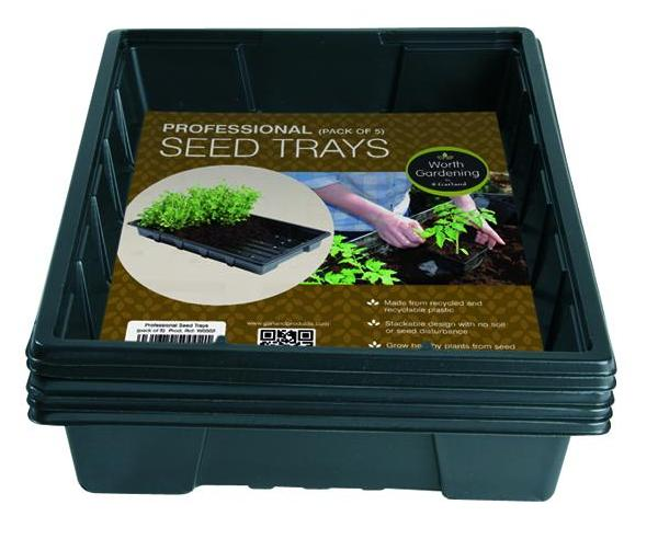 Professional Seed Trays (5) – Now Only £3.00