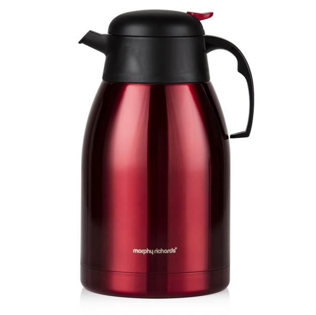 Equip 2000ml Vacuum Flask Red – Now Only £15.00