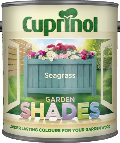Garden Shades 1L  - Seagrass – Now Only £10.00