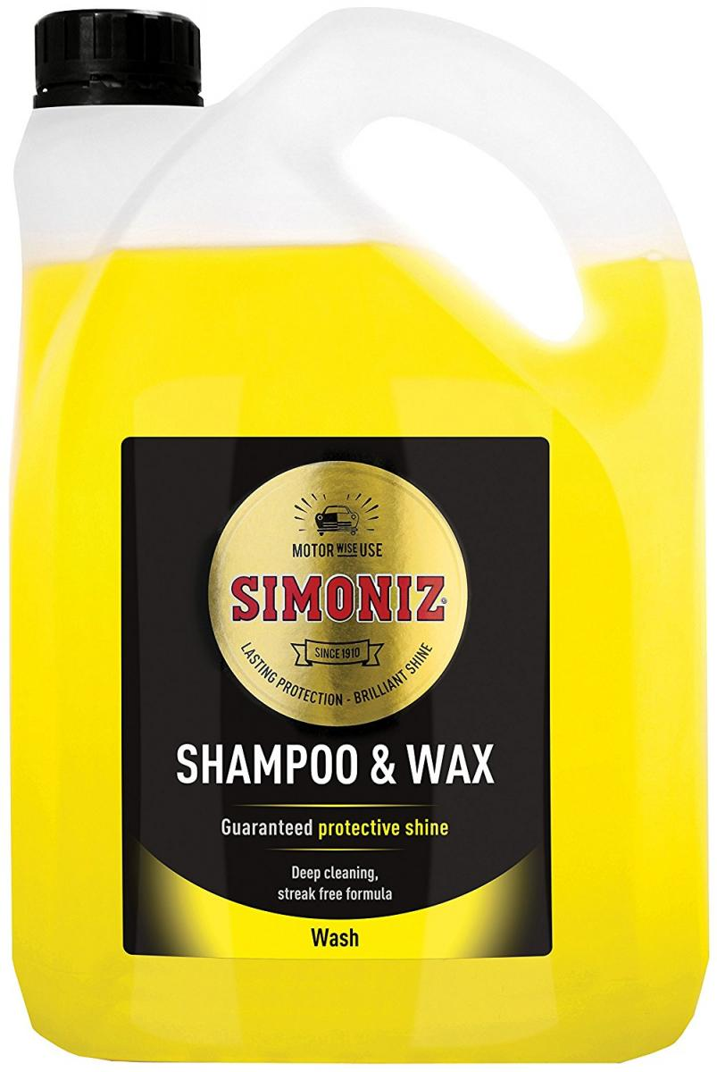SIMONIZ shampoo and wax – Now Only £5.00