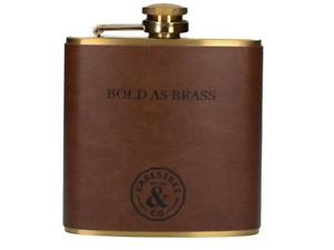 Stainless Steel Hip Flask   – Now Only £7.00