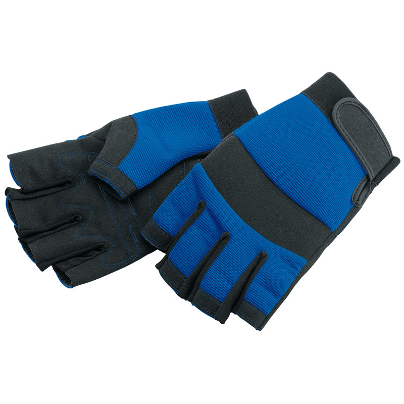 Fingerless work gloves  -  – Now Only £10.00