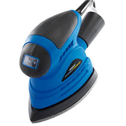 Storm Force Tri-palm Sander 130W – Now Only £26.00