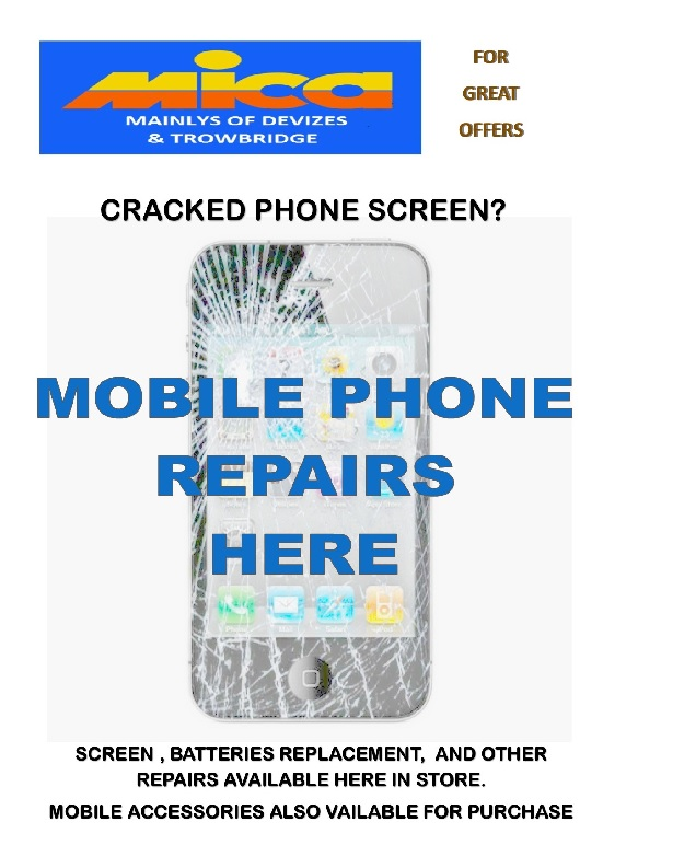 Mainlys is now fixing phones!