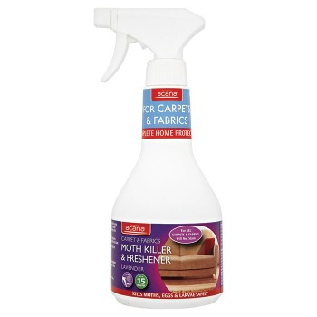 ACANA CARPET FABRIC MOTH KILLER 500ml