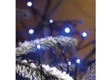 Christmas 180 x MICRO LED BLUE fairy lights by Konstimide