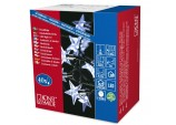Christmas Decoration Christmas Festive LED Star Light Set, Ice White