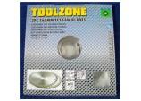 Toolzone 3Pc 160Mm Tct Circular Saw Blades