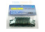 Toolzone 40 Piece Plastic Garden/Plant Support Clips
