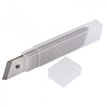 18mm Spare Segmented Retractable Knife Blades 10 Pack