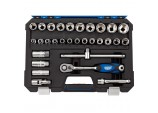 "1/2"" Sq. Dr. Metric Socket Set (30 Piece)"