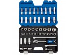 "1/2"" Sq. Dr. Metric Socket Set (48 Piece)"