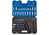"1/4"" and 3/8"" Sq. Dr. Combined MM/AF Tool Kit (114 piece)"
