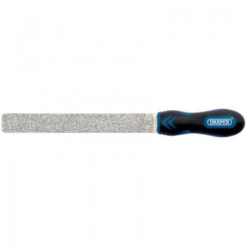 200mm Soft Grip Flat Tiling File