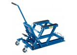 680kg Hydraulic Motorcycle/ATV/Small Garden Machinery Lift