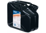 10L Steel Fuel Can (Black)